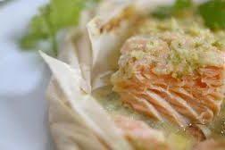 Pâté au saumon au fromage en crottes