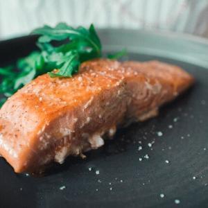 Saumon bio canadien