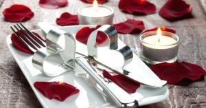 Menu St-Valentin pour 2- Version Mer
