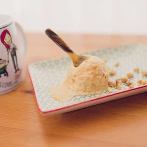 Crème glacée pour Louis, le trio!